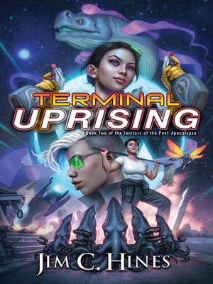 cover image of Terminal Uprising