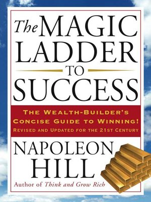 cover image of The Magic Ladder to Success