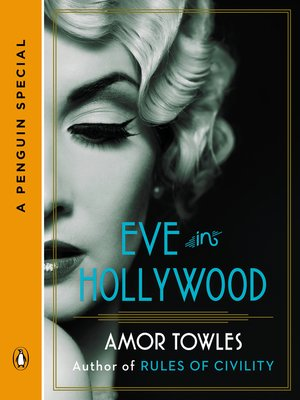 cover image of Eve in Hollywood