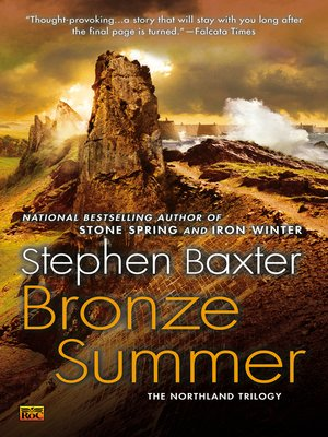 cover image of Bronze Summer