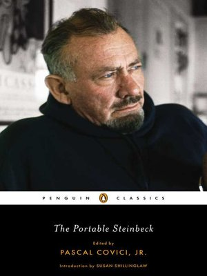 cover image of The Portable Steinbeck