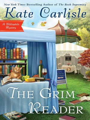 cover image of The Grim Reader