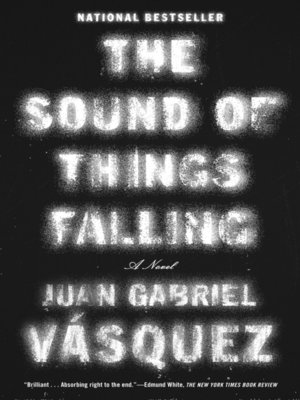 cover image of The Sound of Things Falling