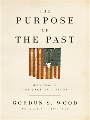 cover image of The Purpose of the Past