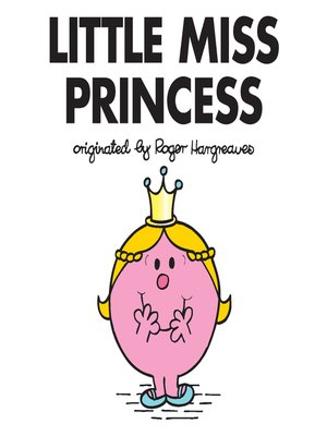 cover image of Little Miss Princess