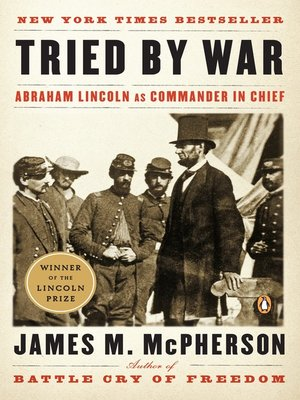 cover image of Tried by War