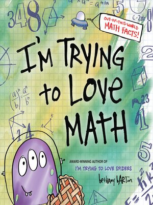 cover image of I'm Trying to Love Math