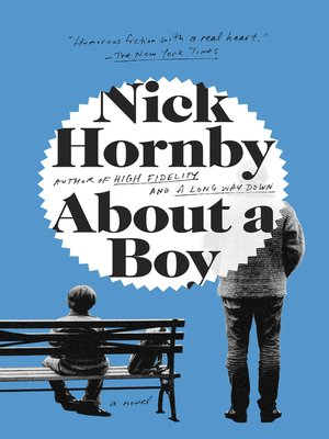 cover image of About a Boy