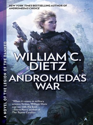 cover image of Andromeda's War