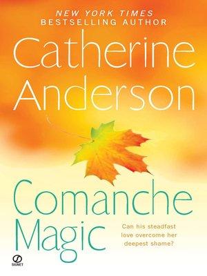cover image of Comanche Magic
