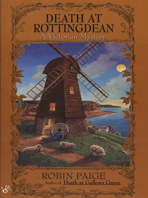 cover image of Death at Rottingdean