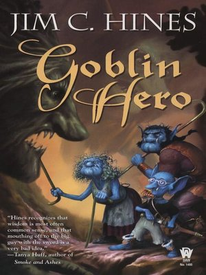cover image of Goblin Hero
