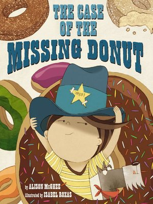 cover image of The Case of the Missing Donut