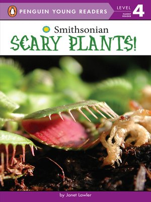 cover image of Scary Plants!