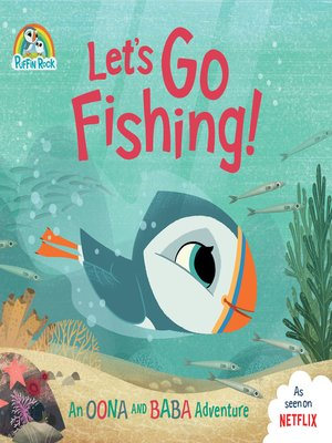 cover image of Let's Go Fishing!