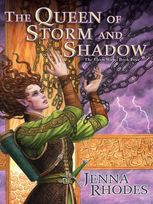 cover image of The Queen of Storm and Shadow