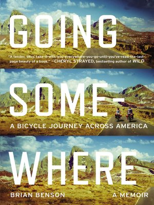 cover image of Going Somewhere