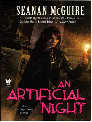 cover image of An Artificial Night
