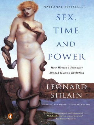 cover image of Sex, Time, and Power
