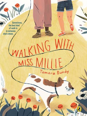 cover image of Walking with Miss Millie