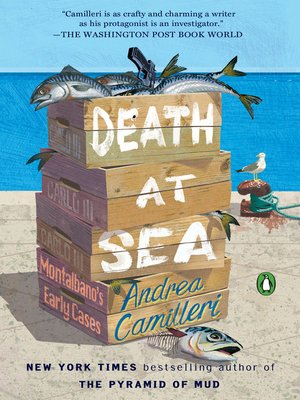 cover image of Death at Sea: Montalbano's Early Cases