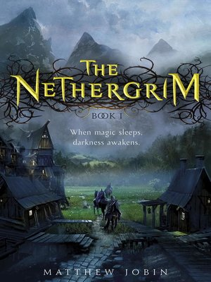 cover image of The Nethergrim