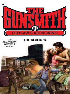 cover image of Outlaw's Reckoning