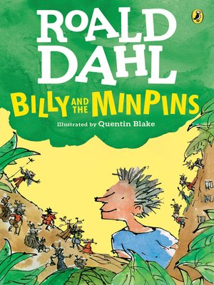 cover image of Billy and the Minpins