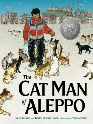 cover image of The Cat Man of Aleppo