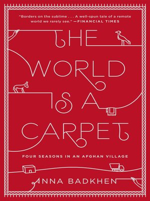 cover image of The World Is a Carpet