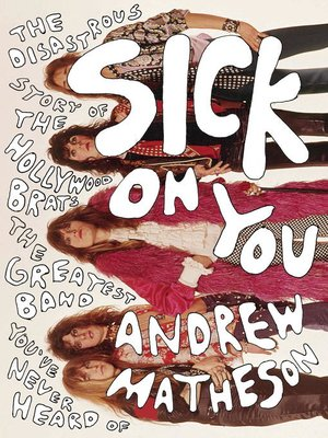 cover image of Sick On You