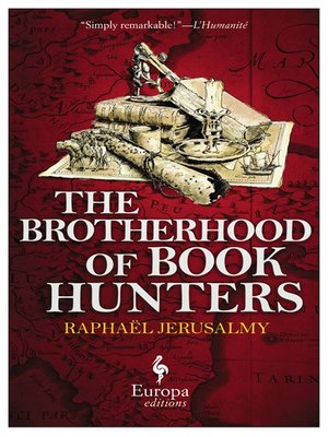 cover image of The Brotherhood of Book Hunters
