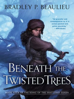 cover image of Beneath the Twisted Trees