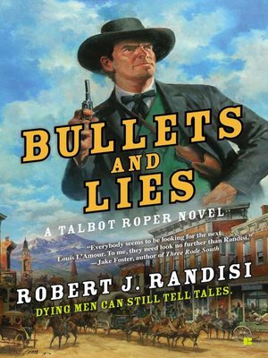 cover image of Bullets and Lies