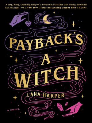 cover image of Payback's a Witch