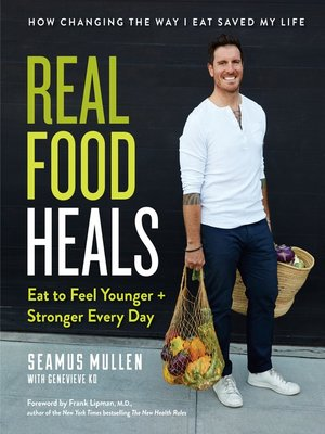 cover image of Real Food Heals