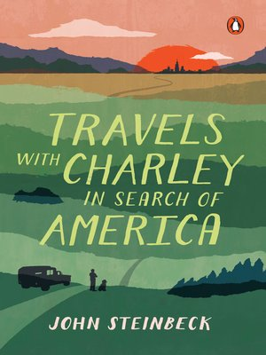 cover image of Travels with Charley in Search of America
