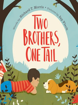 cover image of Two Brothers, One Tail