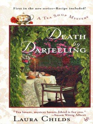 cover image of Death by Darjeeling