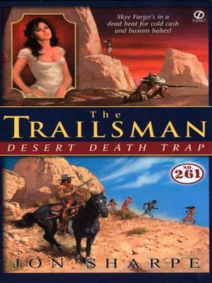 cover image of Desert Death Trap
