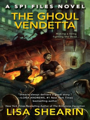 cover image of The Ghoul Vendetta