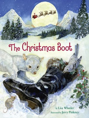 cover image of The Christmas Boot