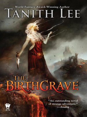 cover image of The Birthgrave