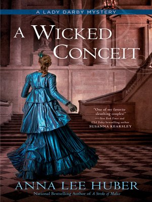 cover image of A Wicked Conceit