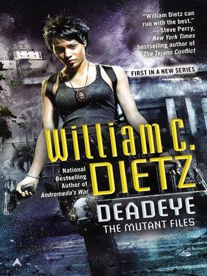 cover image of Deadeye