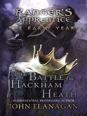 cover image of The Battle of Hackham Heath