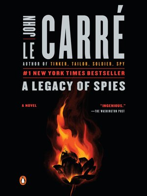cover image of A Legacy of Spies