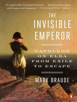 cover image of The Invisible Emperor