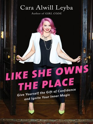 cover image of Like She Owns the Place