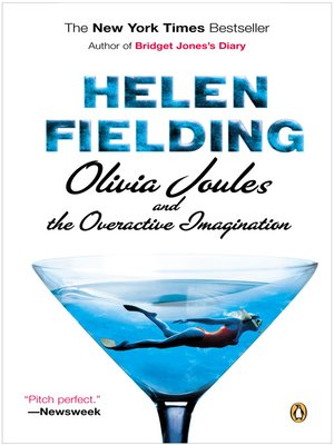 cover image of Olivia Joules and the Overactive Imagination